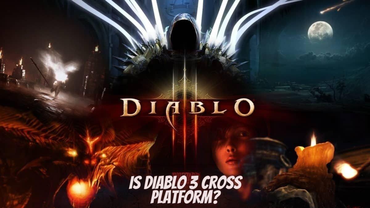 Diablo 3 Crossplay