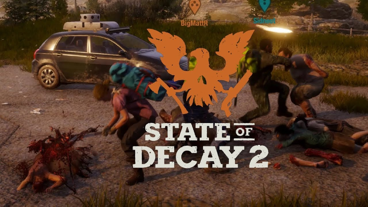 State of Decay 2 Crossplay