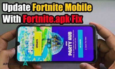 Download GSM Fix Fortnite Android