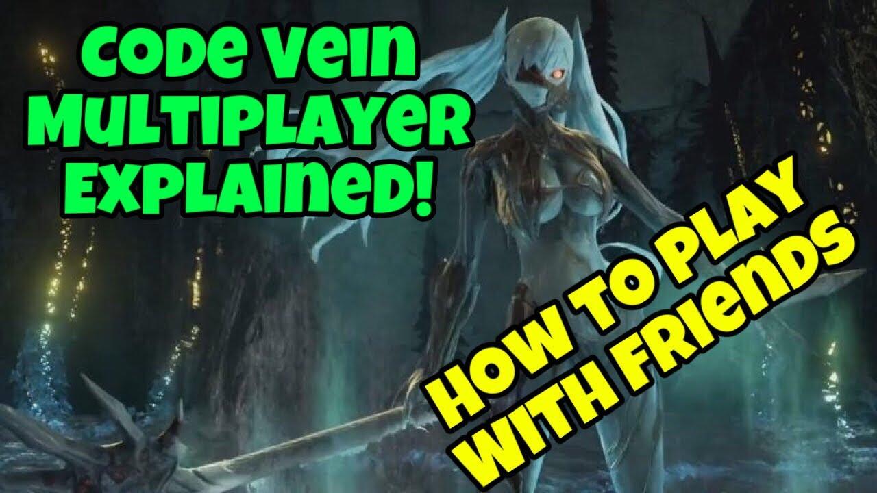 Code Vein Multiplayer