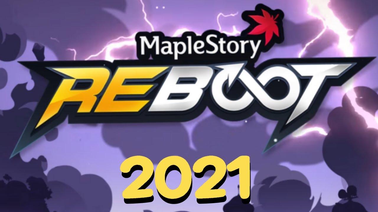 Maplestory Reboot Guide