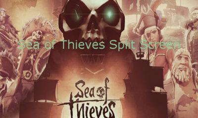 Is Sea of Thieves Split Screen