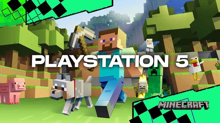Minecraft PS5 Upgrade Release Date