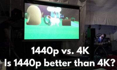 1440P VS 4K