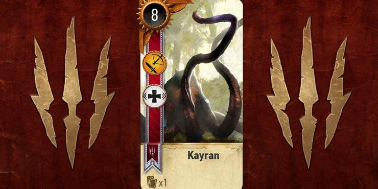 Best Gwent Deck Witcher 3