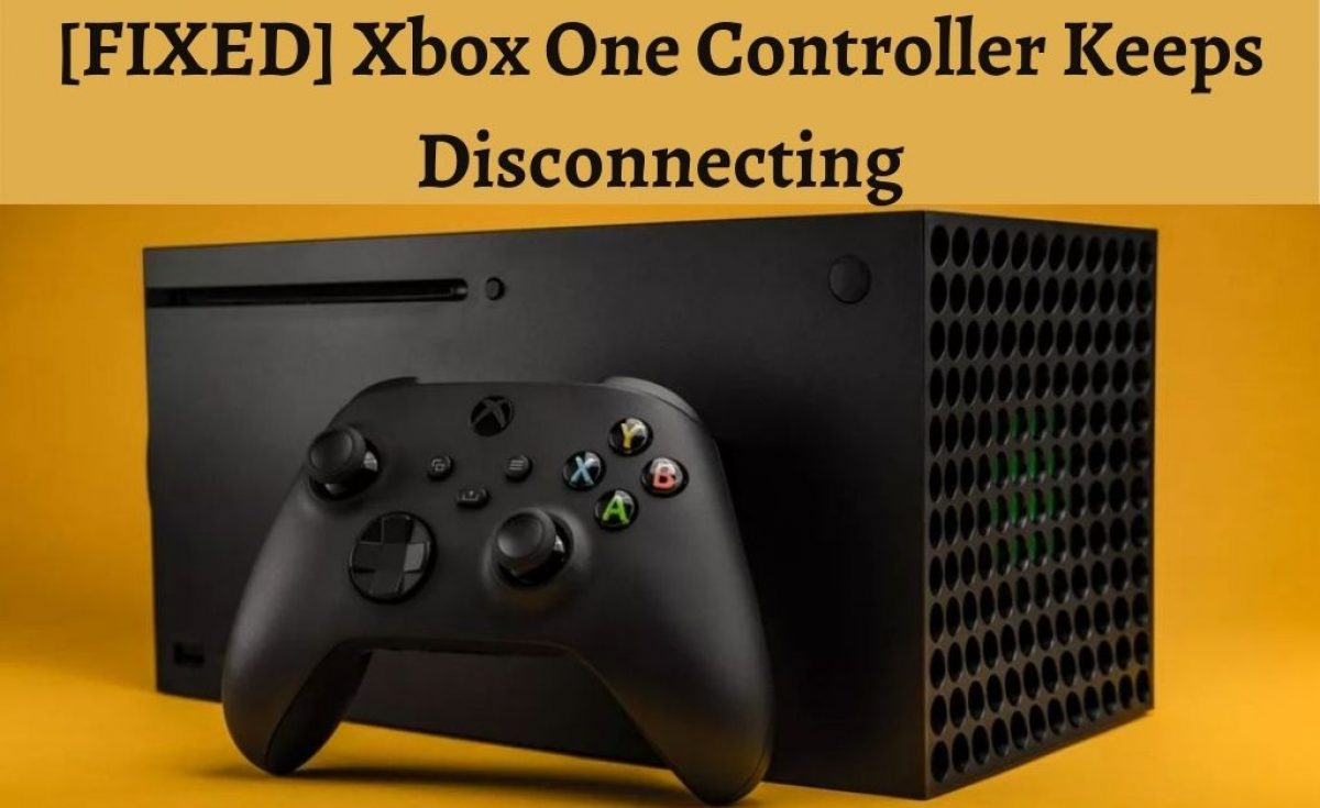 Xbox Controller Keeps Disconnecting