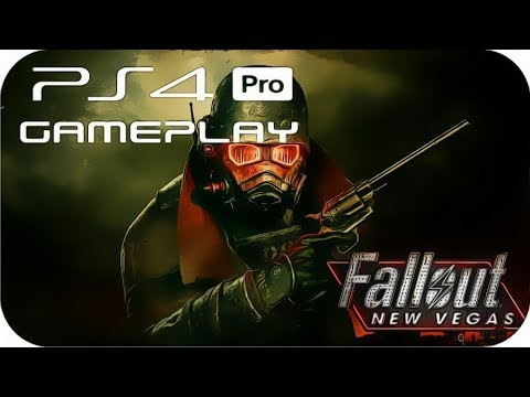 Fallout New Vegas PS4