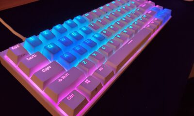 Best Rubber Keycaps for Mechanical Keyboard