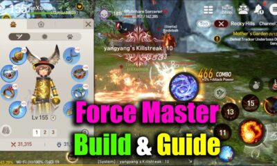 Force Master Build
