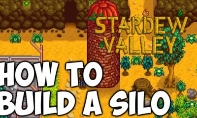 Stardew Valley Silo