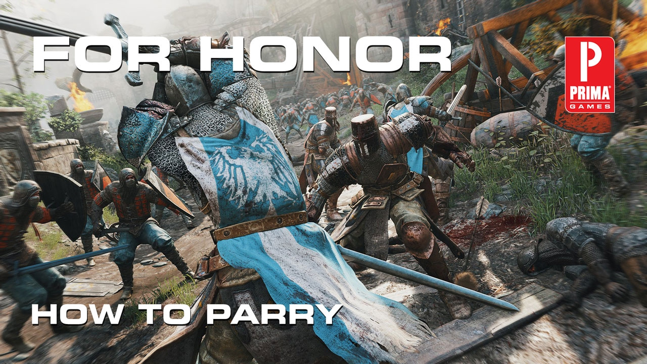 Parry in For Honor