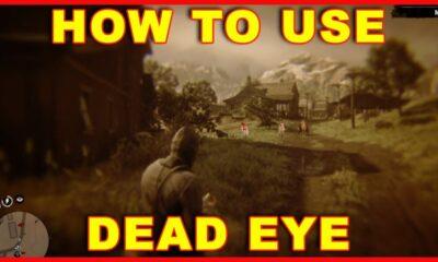 Dead Eye RDR2