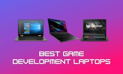 Best Laptops for Game Development