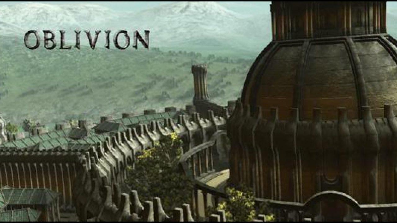 Drop Items in Oblivion