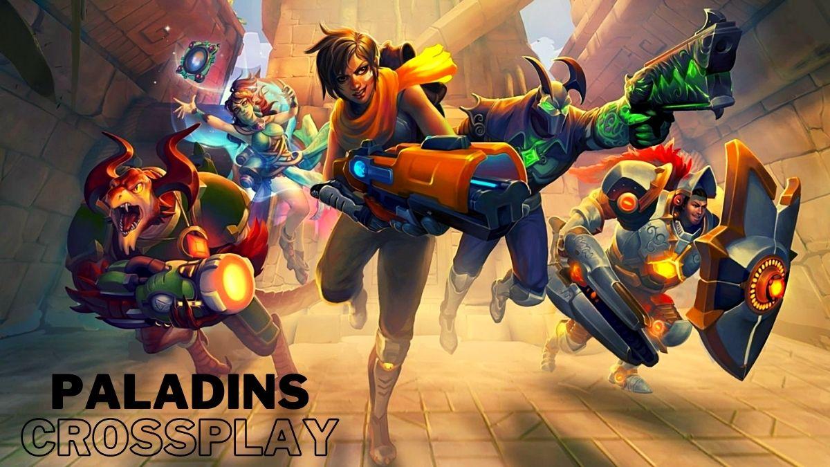 Is Paladins Crossplay