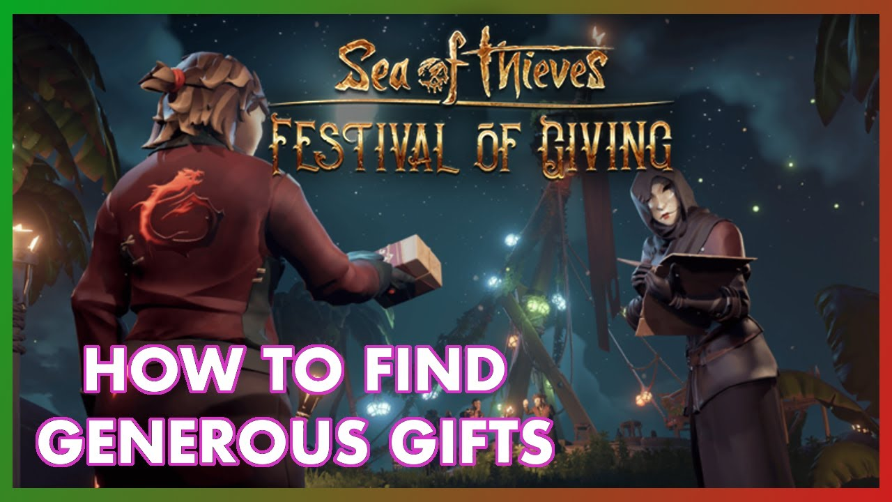 Sea of Thieves Humble Gift
