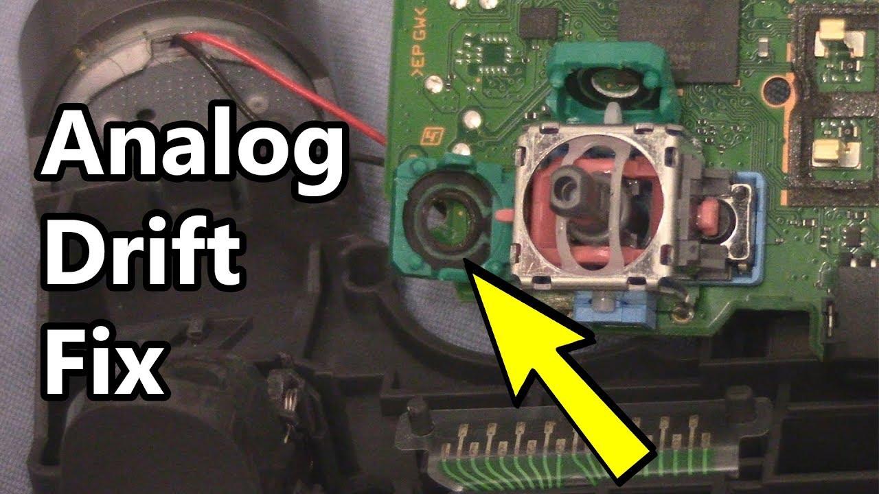 PS4 Controller Drift
