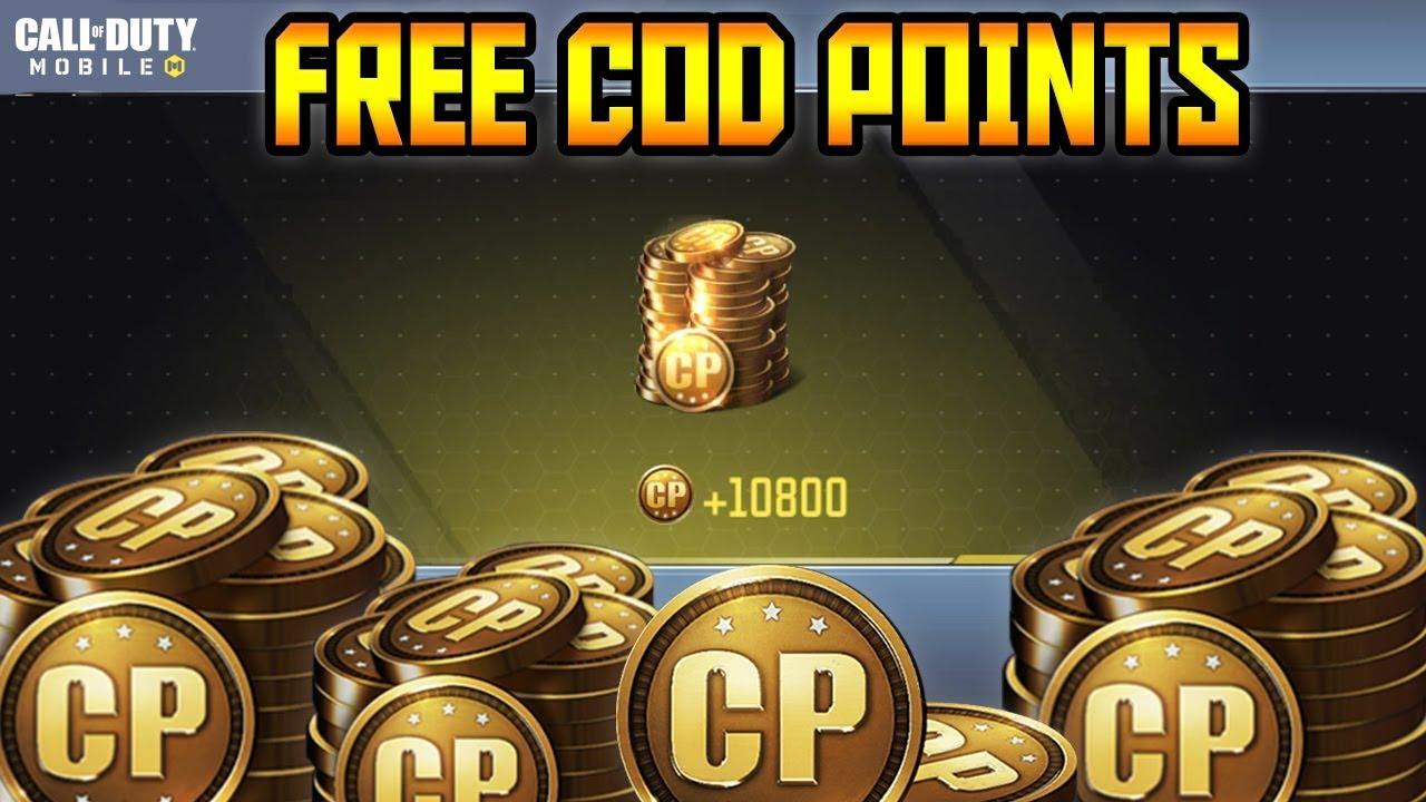 Free COD Points