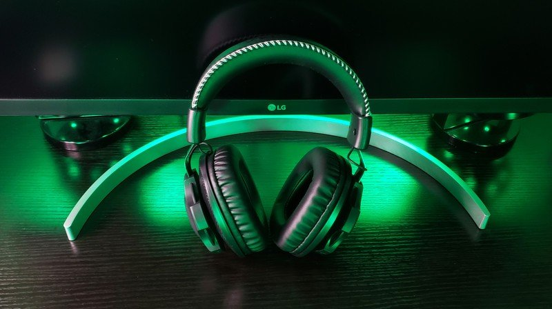 Wireless Gaming Headset Review
