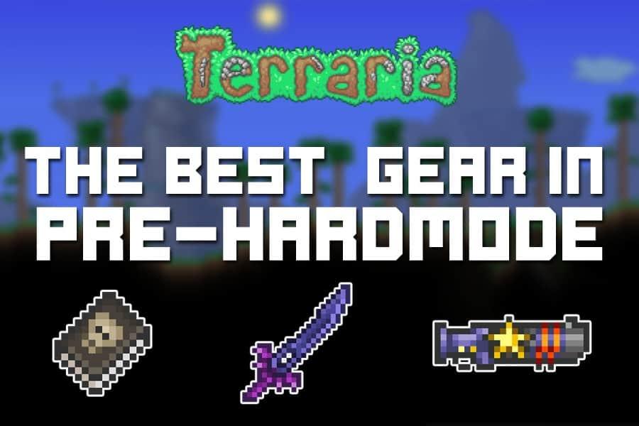 Best Pre Hardmode Weapon in Terraria