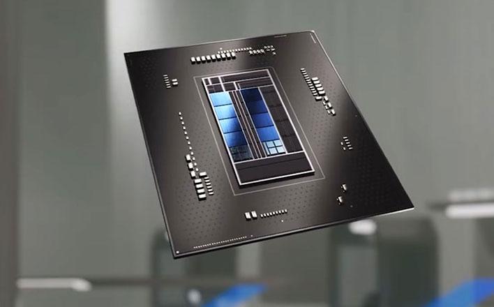 Alleged Intel Alder Lake Core i9-12900KF