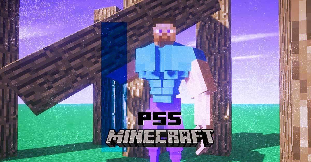 Is Minecraft on PS5