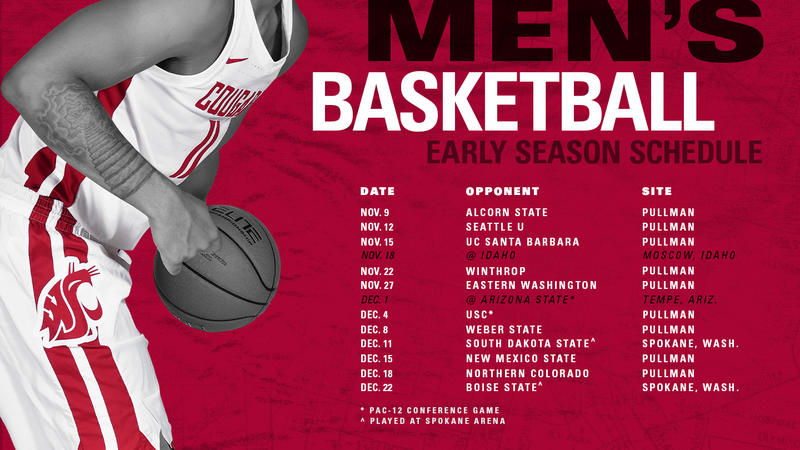 Men Basketball Conference Schedule Released