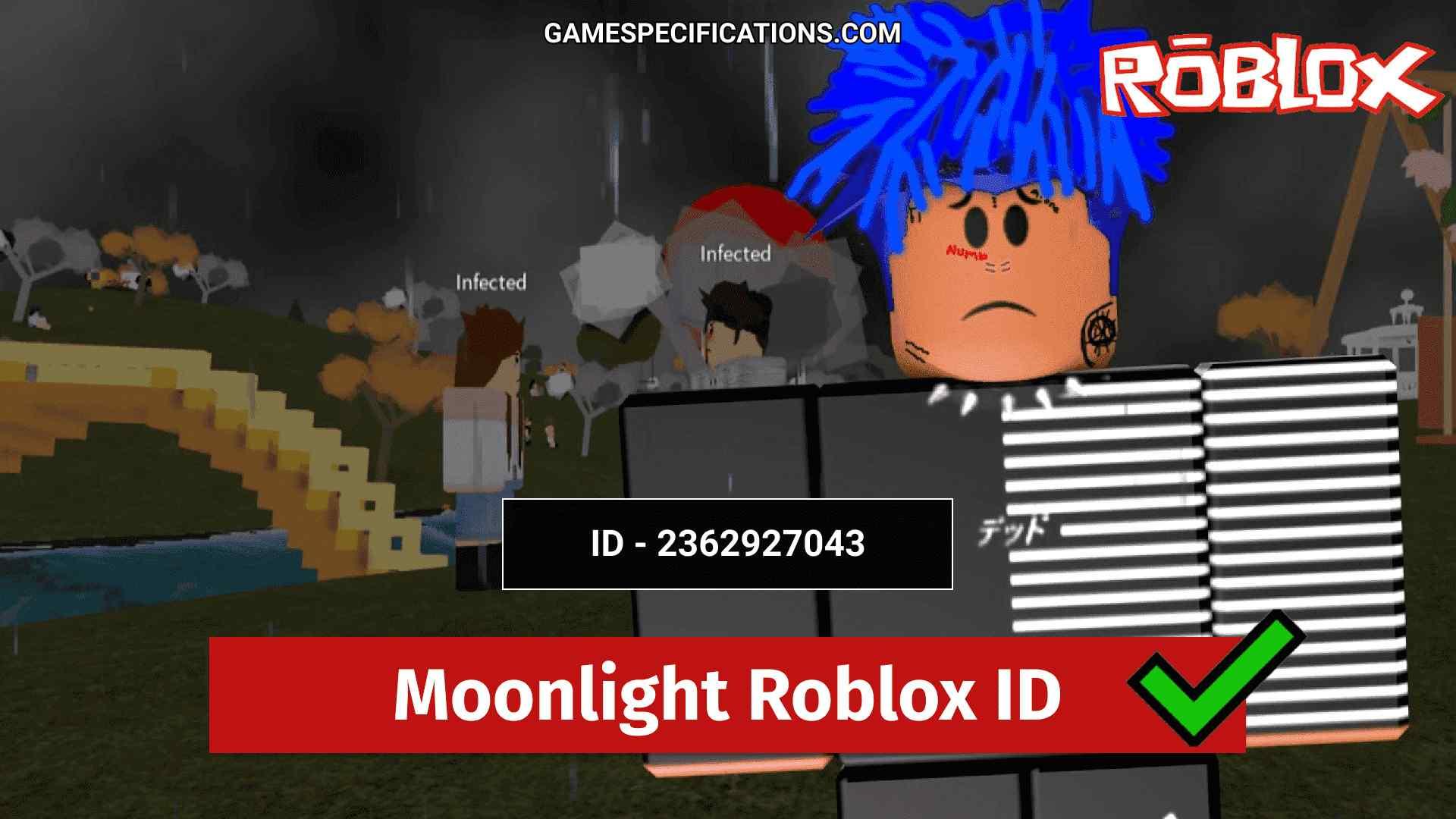 Moonlight Roblox ID Codes
