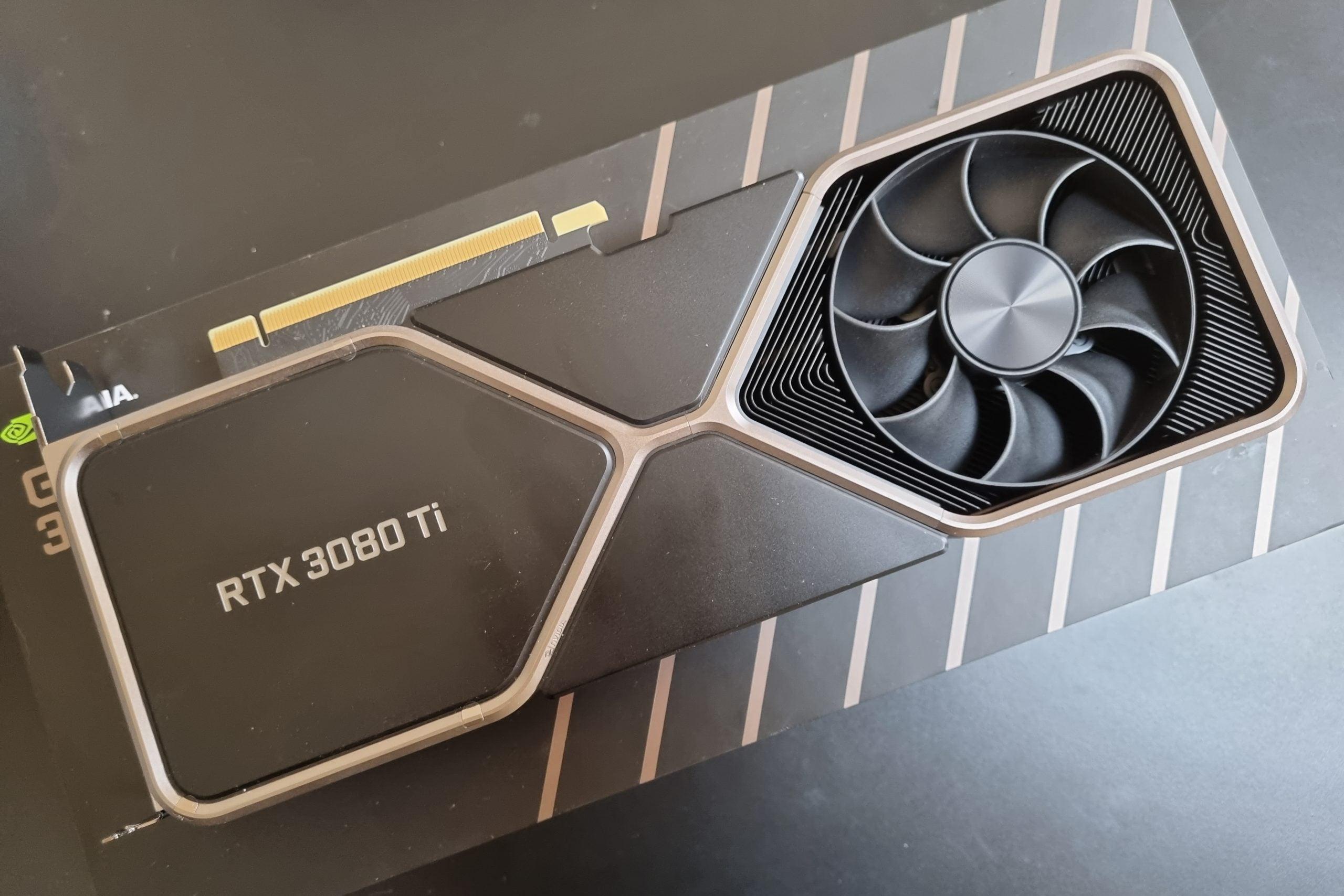 NVIDIA GeForce RTX 3080 Ti 20 GB Graphics Card