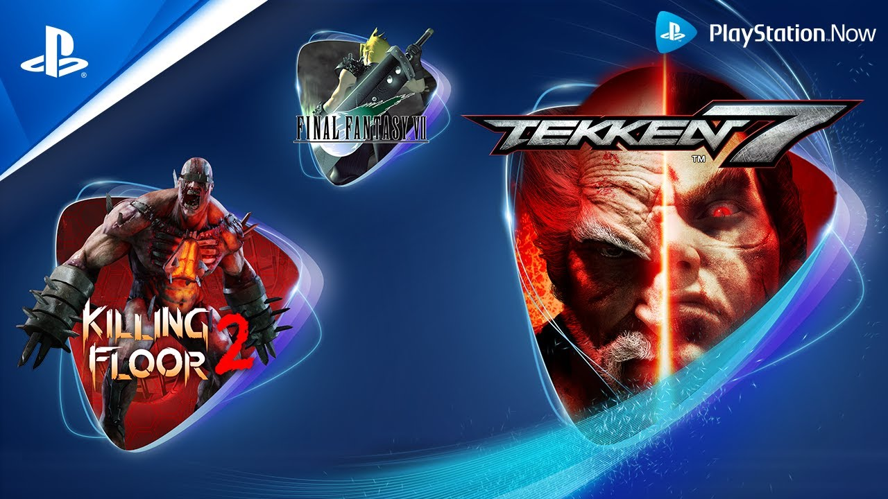 PlayStation Now games for September