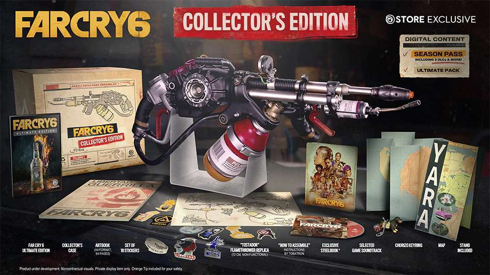 Far Cry 6 Themed Xbox Series X
