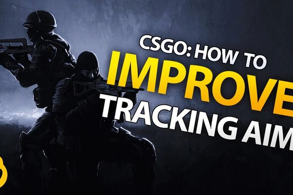 Improve Your Tracking Aim in FPS Games