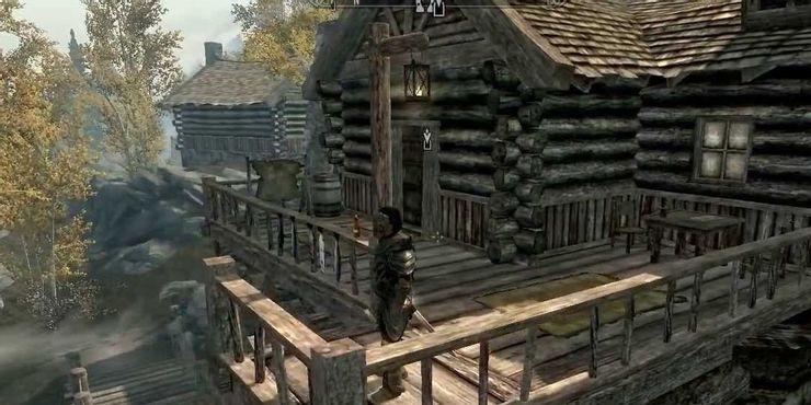 Best Houses In Skyrim