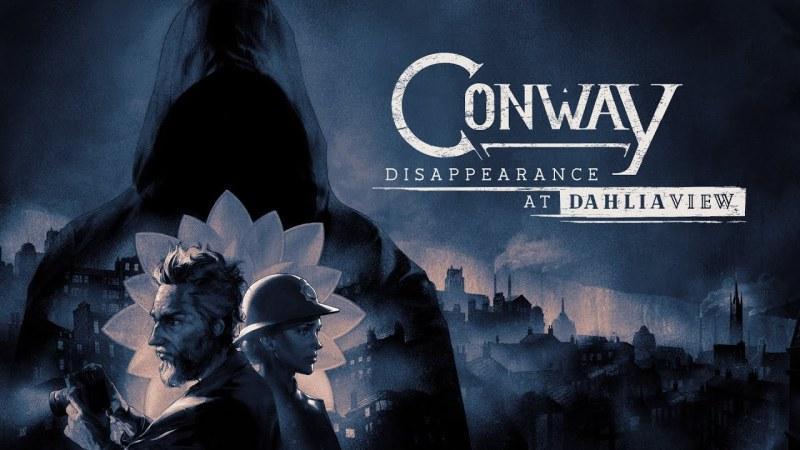 Observational thriller Conway