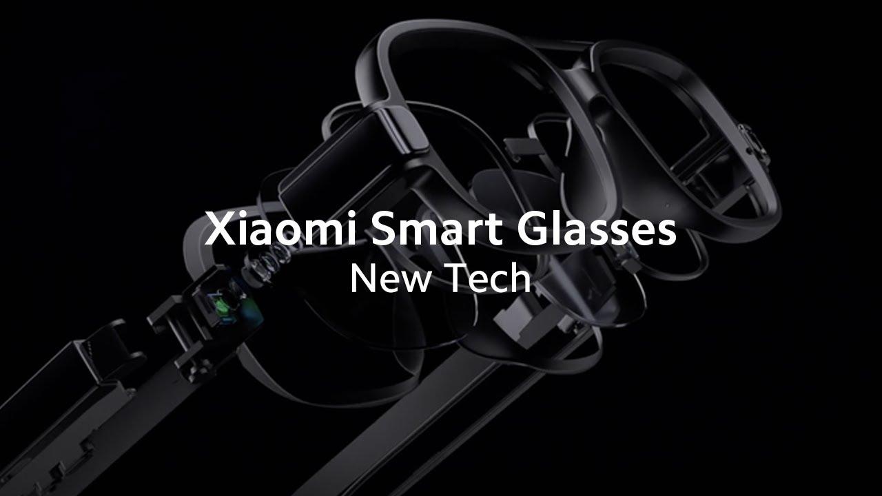 Xiaomi Shows off Concept Smart Glasses