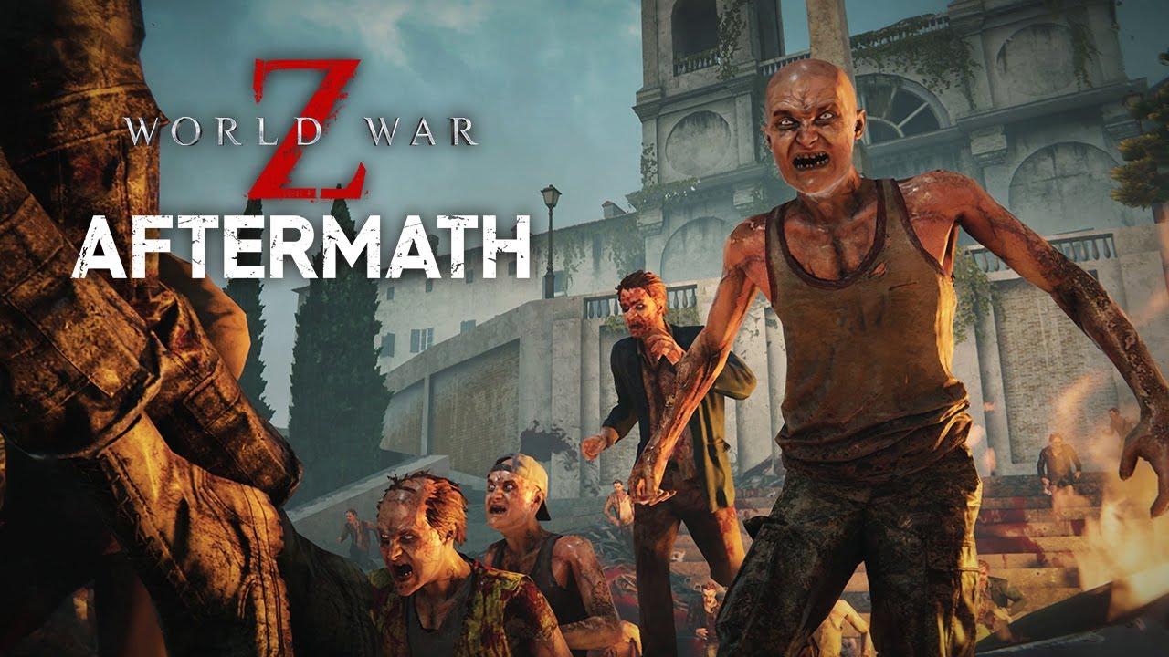 World War Z Aftermath release date
