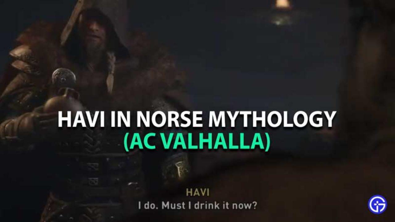 Havi In Norse Mythology