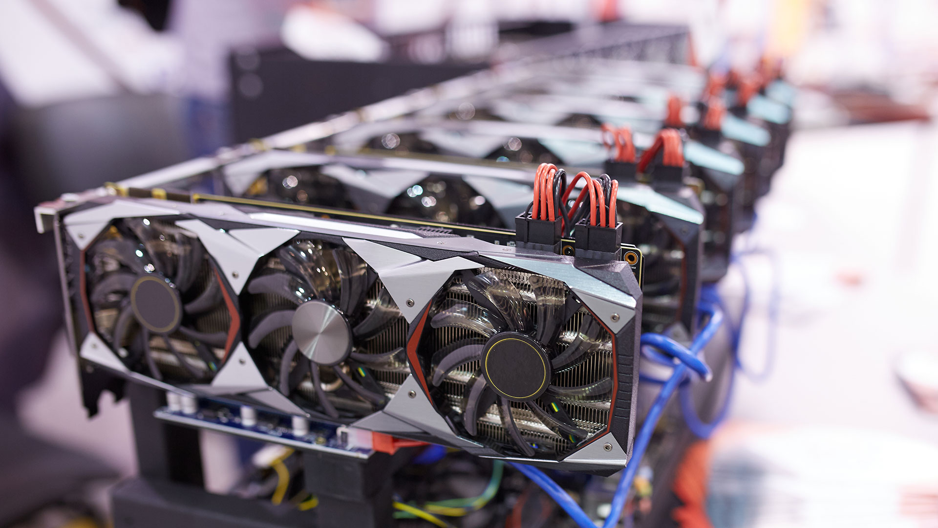 Cryptomining continues to grow as demand for graphics cards