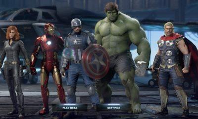 Marvel Avengers Gameplay