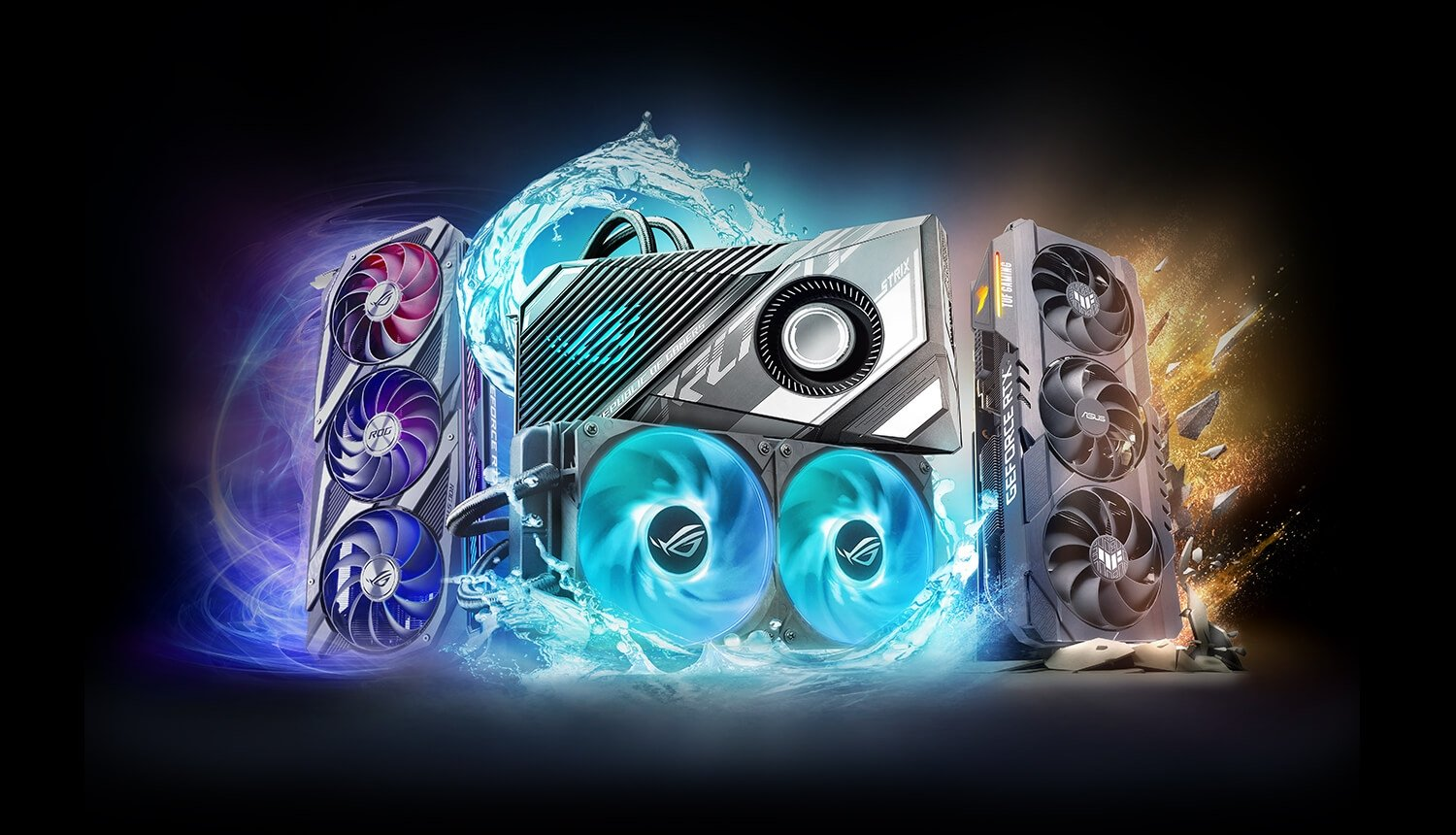 Asus Briefly Shows off RTX 3070 Card