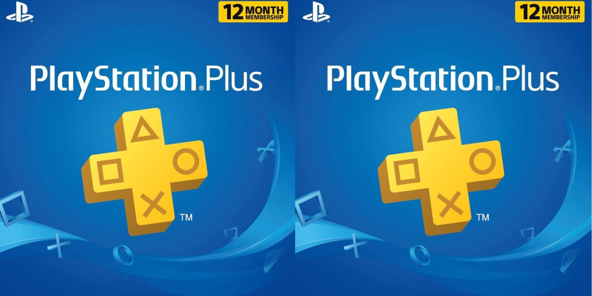 Get a full year of PlayStation Plus