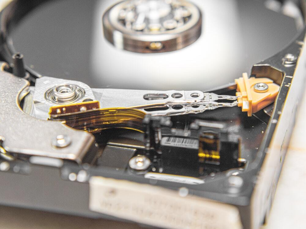 Ongoing Value of Hard Disk Drives
