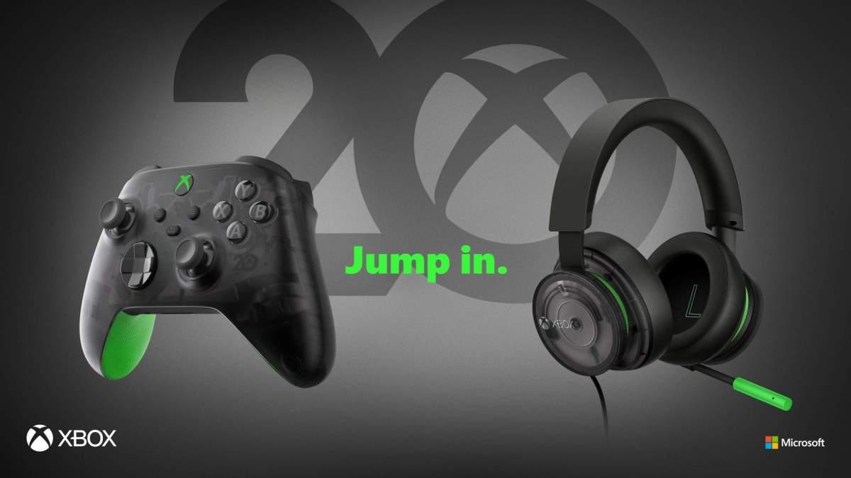 Xbox 20th Anniversary Controller