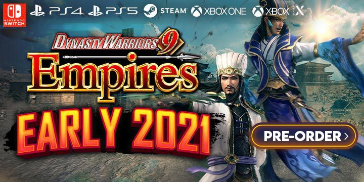 Dynasty Warriors 9 Empires Comes to Xbox