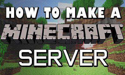 Make a Minecraft Server for Free