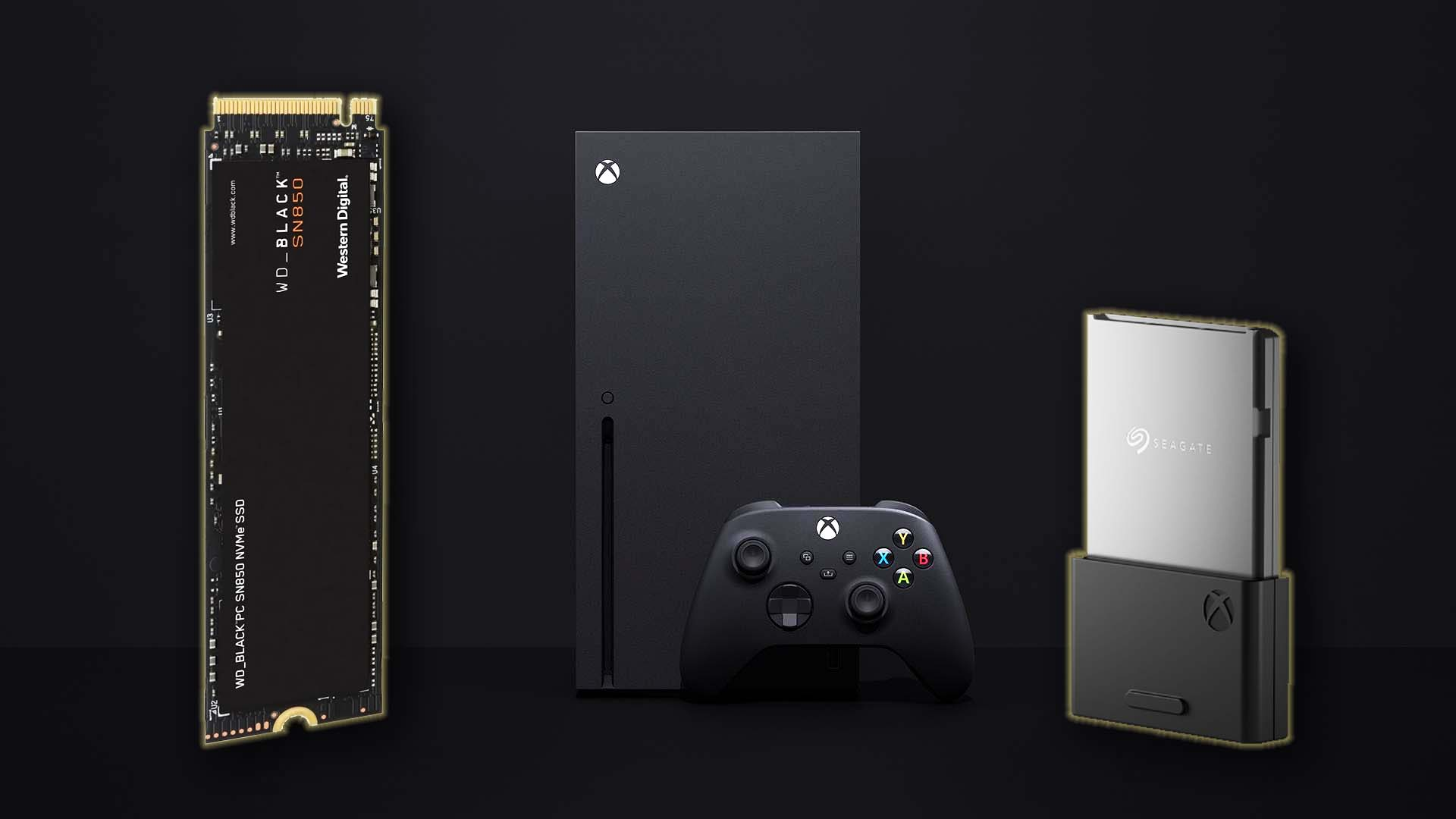 Install Short M.2 SSDs Into Xbox Series